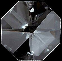 Unbekannt 10x Kristallkoppen 2 Loch Koppen
