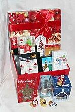 Unbekannt 110680 Weihnachts Geschenkbox Kugeln