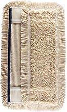 Unbekannt 2 x Wischmop 100% Baumwolle 40 cm
