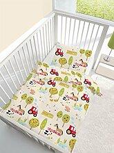 Unbekannt 2tlg Kinder Baby Bettwäsche 100x135cm