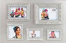 Unbekannt 4 x Bilderrahmen Collage Fotocollage