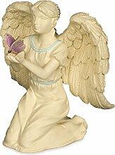 Unbekannt AngelStar Platinum Serie 4-1/4-Zoll Engel Figur, Schmetterling Träume