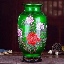 Unbekannt Antik Chinesisch Vase Für