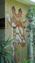 Unbekannt Bambustürvorhang Bambusvorhang
