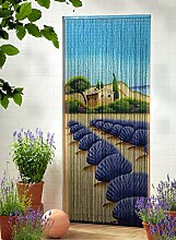 Unbekannt Bambusvorhang Türvorhang Dekovorhang