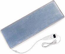Unbekannt Beste Hausmassage Heat Packs Salt Bag Elektroheizung Therapie Elektrothermischer Schulterhals Amd Warm Uterus Moxibustion Hot Pack bequeme Verwendung (Farbe : Blau)