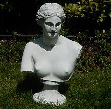 Unbekannt Beton Figur Büste Venus von Milo