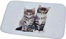 Unbekannt Bettvorleger Kätzchen, Teppich,