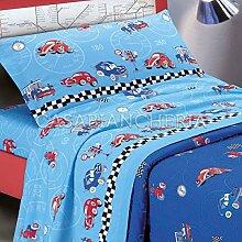 Unbekannt Bettwäsche Dream Cars Einzelbett