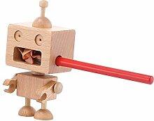 Unbekannt Bleistiftanspitzer Spitzer Roboter aus