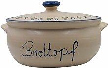 Unbekannt Brottopf/Brotkasten/Brotbox