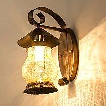 Unbekannt CHENGYI Wandlampe, Industrielle Vintage