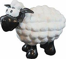 Unbekannt Dekofigur ''Lustiges Schaf