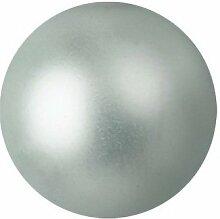 Unbekannt Dekokugel 3,5cm, silber, metallic (48Stk)