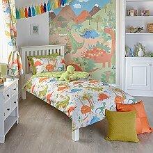 Unbekannt Dinosaurier Jungen Einzelbett Bettbezug