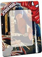 Unbekannt Disney Bilderrahmen mit Spiderman Motiv