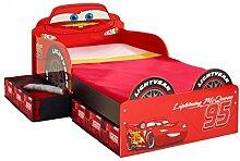 Unbekannt Disney Cars Toddler Bed Storage