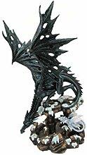 Unbekannt Drachen-Figur-47cm