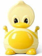 Unbekannt Ente Baby Closestool, Kunststoff, Baby
