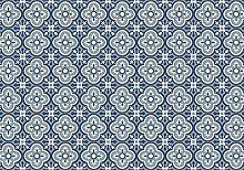 Unbekannt Exclusive Edition PRINT 386 Flat Woven Dekoration Teppich, Polyester, mehrfarbig, 135 x 195 x 2 cm