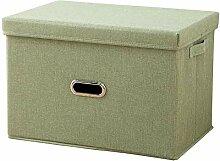 Unbekannt Faltbare Aufbewahrungsbox aus Stoff mit