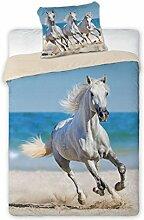 Unbekannt Faro Pferde Horse Kinder Bettwäsche