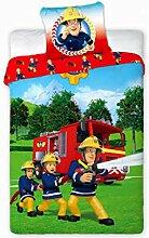 Unbekannt Feuerwehrmann SAM Kinderbettwäsche