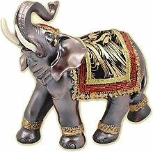 Unbekannt Figur Elefant 16 cm SKULPTUR