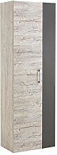 Unbekannt FMD Möbel Alan 6 Garderobenschrank Holz