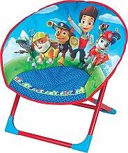 Unbekannt Fun House 712501Pat Patrouille Sitz Mond faltbar für Kinder Polyester blau 54x 45x 47cm