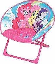 Unbekannt Fun House 712519Mein kleines Pony Mond Sitz faltbar für Kinder Polyester Rosa 54x 45x 47cm