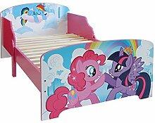 Unbekannt Fun House 712521My Little Pony Bett mit Latte für Kinder MDF 144x 77x 59cm