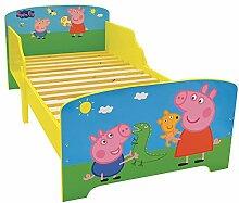 Unbekannt Fun House 712843Peppa Pig Kinderbett MDF 144x 77x 59cm