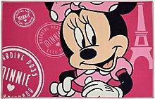 Unbekannt Fun House Disney Minnie Teppich für