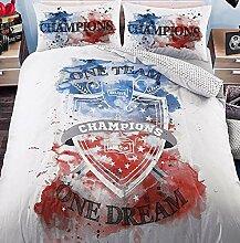 Unbekannt Fußball-Champions Bettwäsche für