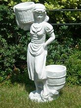 Unbekannt Gartenfigur Dekoskulptur Deko Figur