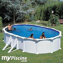 Unbekannt Gre m260856weiße–Pool Stahl