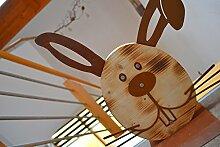 Unbekannt Hase Ostern Osterhase Holz Metall
