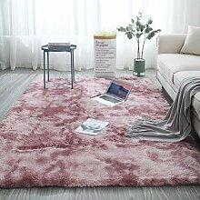 Unbekannt HLF- Langer Flauschiger Teppich