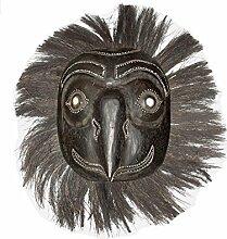 Unbekannt Holzmaske Tasia Wandmaske