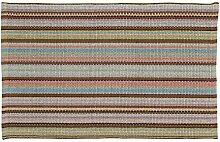 Unbekannt Home Basics hm9a Teppich für Haus, Baumwolle, Provence, 60x 90cm