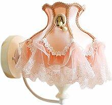 Unbekannt HUYP Schlafzimmer Nachttischlampe Rosa