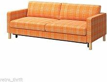 Unbekannt IKEA KARLSTAD BEZUG für 2er Sofa ohne