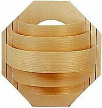 Unbekannt Infraworld Holzblendschirm Standard