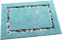 Unbekannt Inneneinstiegs-Wolldecke-Blau,