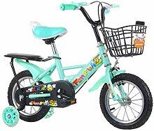 Unbekannt Jungen Mädchen Kinder Fahrrad Kinderrad