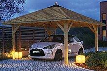 Unbekannt Karibu Pavillon-Carport Kirn 1 kdi