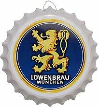 Unbekannt Kronkorken German Beer Bier Rund