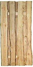 Unbekannt Lärche Lattenzaun Bretterzaun Ottawa (90 x 180 cm)