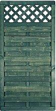 Unbekannt Lamellenzaun Alaska B90 x H180 cm